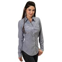 Roper Women's Chambray Snap Shirt