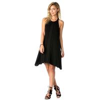 Miss Me Ladies' Flirt Alert Halter Dress