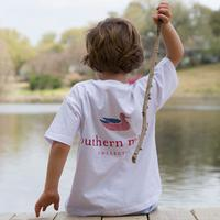 Southern Marsh Youth Authentic Flag T-Shirt
