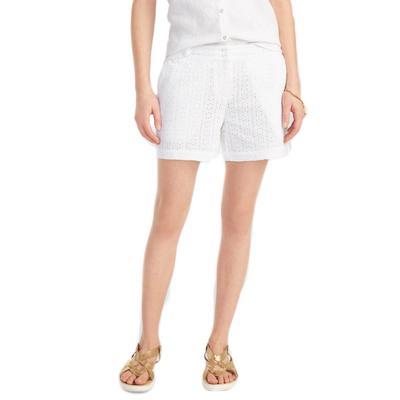 Tommy Bahama Ladies Port De Eyelet Shorts