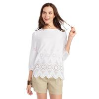 Tommy Bahama Ladies Cercle Eyelet Tunic