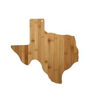 Texas Shaped Cutting Board
