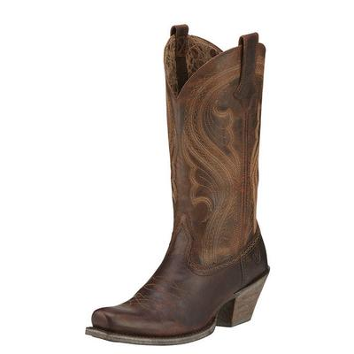 Ariat Women's Lively Sassy Brown Boots