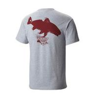 Columbia Men's PFG Silhouette Redfish T-Shirt