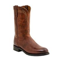 Lucchese Men's Hank Rust Roper Boots