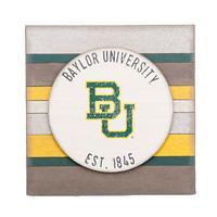 Baylor Vintage Striped Board