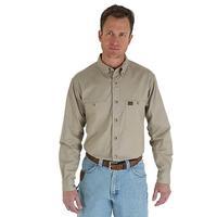 Wrangler Men's RIGGS Twill Work Shirt
