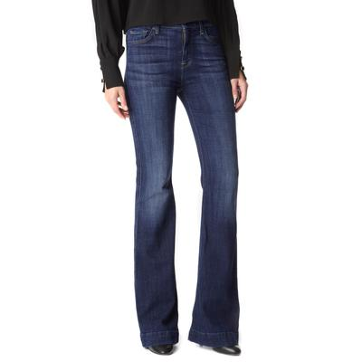 7 For All Mankind Women's Ginger Trouser Jeans