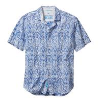 Tommy Bahama Men's Ikats-a-Lot Cruiser Camp Shirt