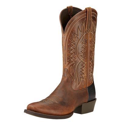 Ariat Men's Troubadour Brown Boots