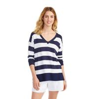 Tommy Bahama Women's Pickford V-Neck Sweater