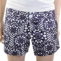 Jade Women's Daisy Print Shorts