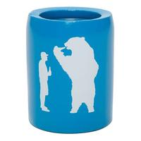 Yeti Bear with Drink Can Insulator