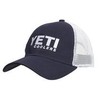 Yeti Navy Trucker Cap