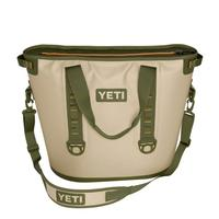 Yeti Field Tan Hopper 40