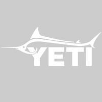 Yeti Marlin Decal
