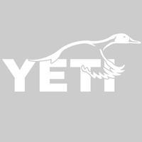 Yeti Duck Decal