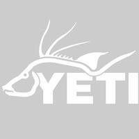 Yeti Hogfish Decal