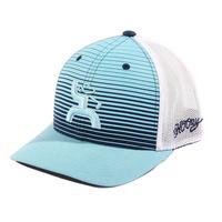 Hooey Blue Golf FlexFit Cap