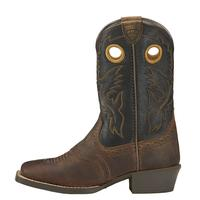Ariat Kid's Roughstock Heritage Boots