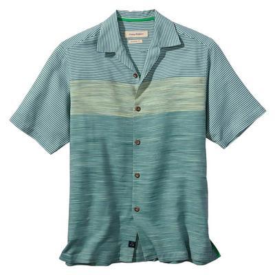Tommy Bahama Men's Short Sleeve Horizon Haze Shirt