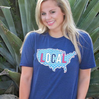 Atx Mafia Women's Local Usa T- Shirt