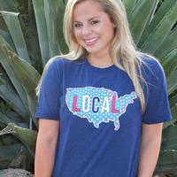 ATX Mafia Women's Local USA T-Shirt
