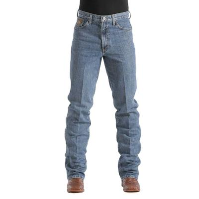 Cinch Men's Medium Stonewash Bronze Label Jeans