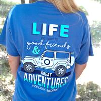 Jadelynn Brooke Women's Jeep Life T-Shirt