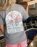 Jadelynn Brooke Women's Pizza is Life T-Shirt