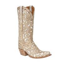 Lucchese Women's Bone Sierra Boots