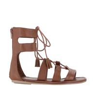 Mia Women's Ozie Lace-Up Gladiator Sandals