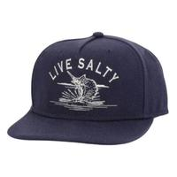 Salt Life Men's Live Salty Sail Cap