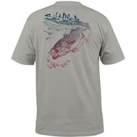 Salt Life Men's Striper Craze T-Shirt