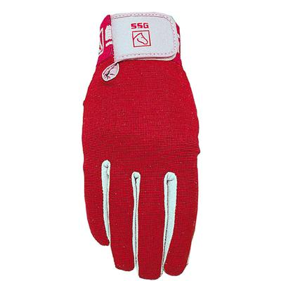 SSG Gloves Red Roping Glove