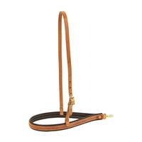 Schutz Brothers Leather Lined Noseband