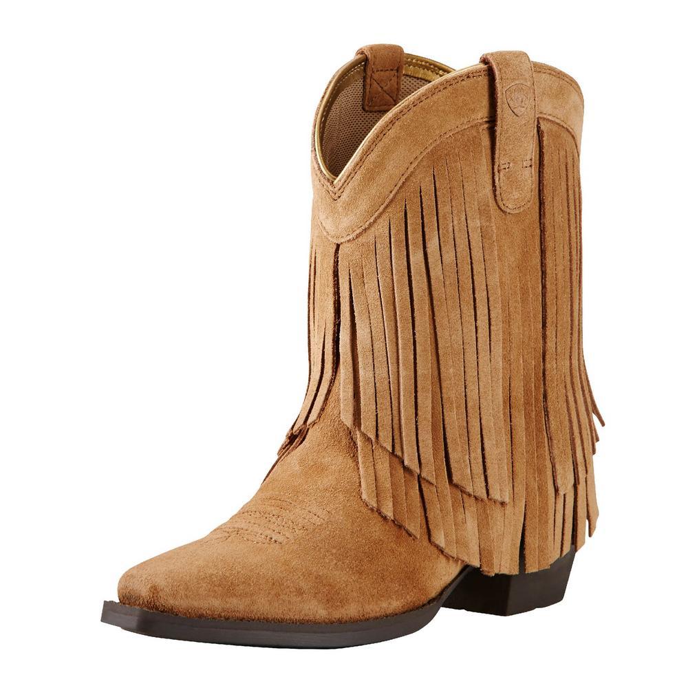 Ariat Girl's Gold Rush Boots | D&D