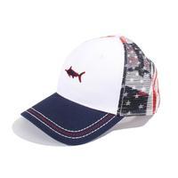 Southern Cross Men's Marlin American Flag Hat