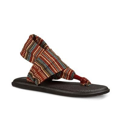 Sanuk Women's Blanket Print Yoga Sling 2 Sandals