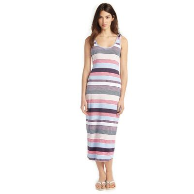 Tommy Bahama Women's Veradero Stripe Midi Dress