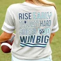 Jadelynn Brooke Women's Rise Early T-Shirt