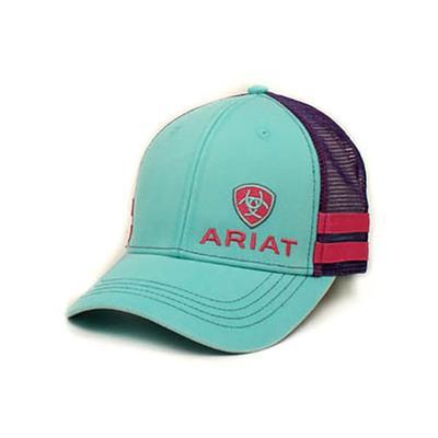 Ariat Women's Turquoise Shield Cap