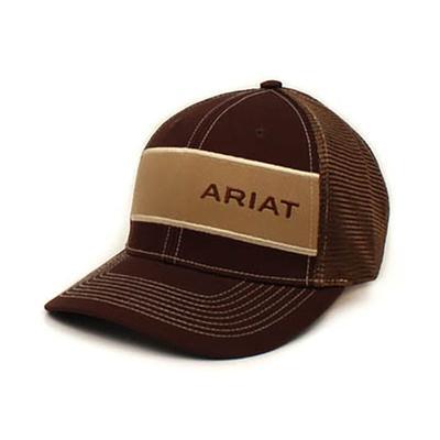 Ariat Men's Stripe Logo Cap
