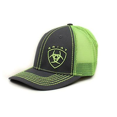 Ariat Men's Green Shield Cap
