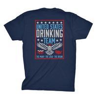 Rowdy Gentleman Men's Drinking Team T-Shirt