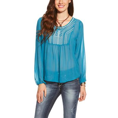 Ariat Women's Molly Embroidered Top
