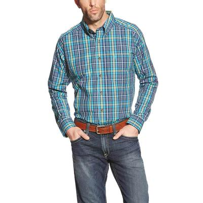 Ariat Men's Lucas Plaid Shirt