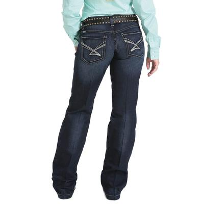 Cinch Women's Bailey Low- Rise Relaxed Fit Jeans