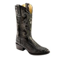 Ferrini Men's Print Caiman Crocodile Cowboy Boots