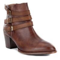 Bedstu Women's Scarlett Begin Shortie Boots